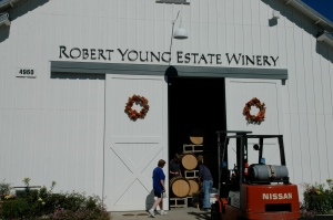 Robert Young Estate Winery, Alexander Valley