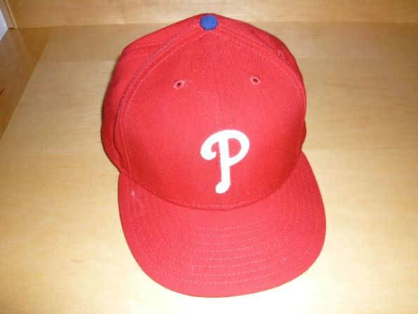 My Phillies cap