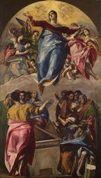 El Greco, Art Institute of Chicago
