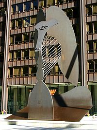 Picasso, Daley Plaza, Chicago