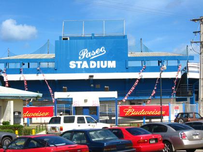 Paseo Stadium, Guam