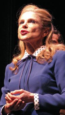 Tovah Feldshuh in Irena's Vow