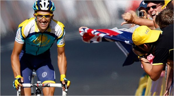 Contador on Arcalis