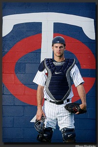 Joe Mauer, Minnesota Twin