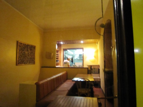 Yellow Bar, Florence