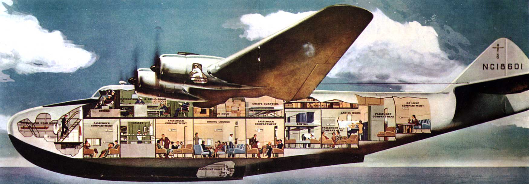 Pan Am Clipper | Ron's View