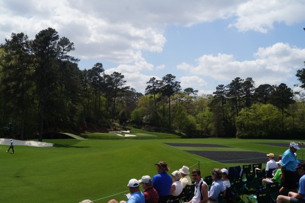 12th hole, Augusta National Golf Club