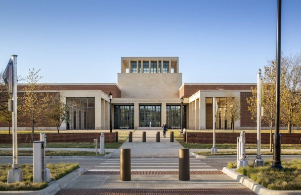 George Bush Presidential Library and Museum, Location:Dallas TX