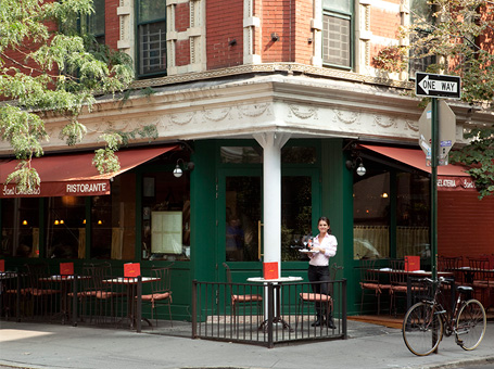 Sant Ambroeus, West Village