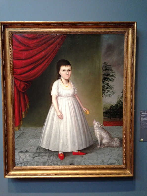 Letitia Grace McCurdy, ca. 1800-1802, Joshua Johnson