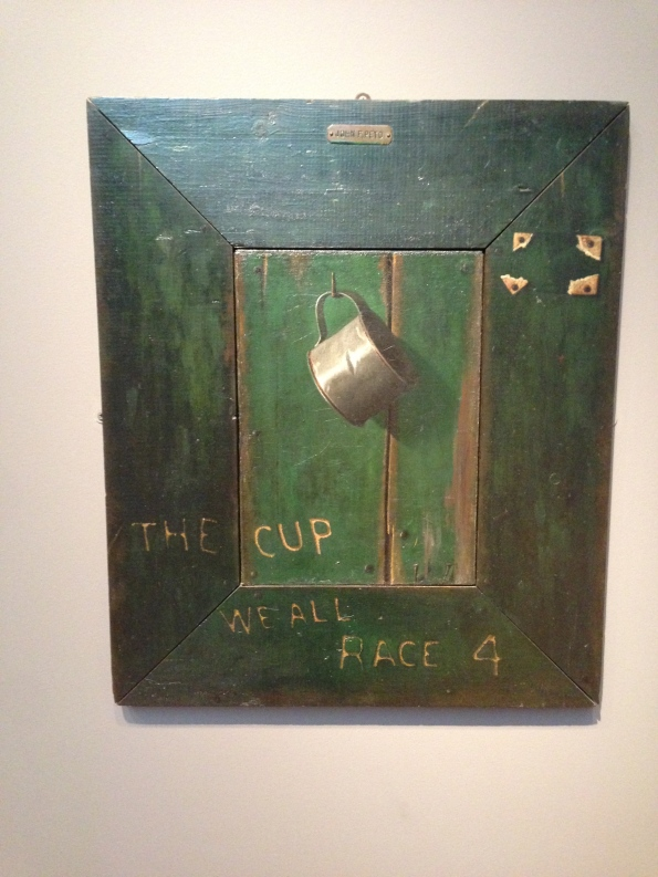 The Cup We All Race 4, ca. 1900, John Frederick Peto