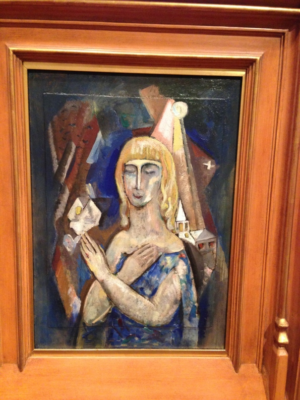 Provincetown Madonna, ca. 1916, William Zorach